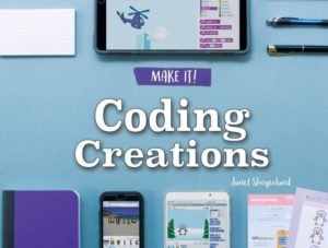 Book Cover for Coding Creations