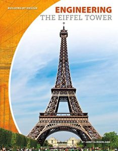 Book cover for Engineering the Eiffel Tower