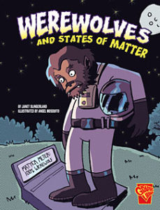 Book cover for Werewolves and States of Matter
