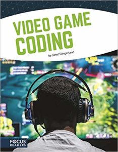 Book cover for Video Game Coding