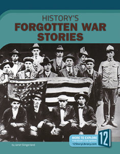 Book cover for History's Forgotten War Stories